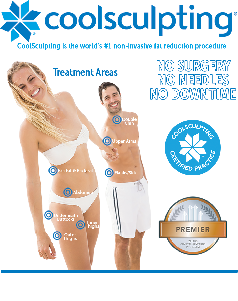 Coolsculpting | Fat Reduction & Cell Removal| Faces of South Tampa